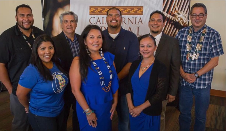 California Tribal College members